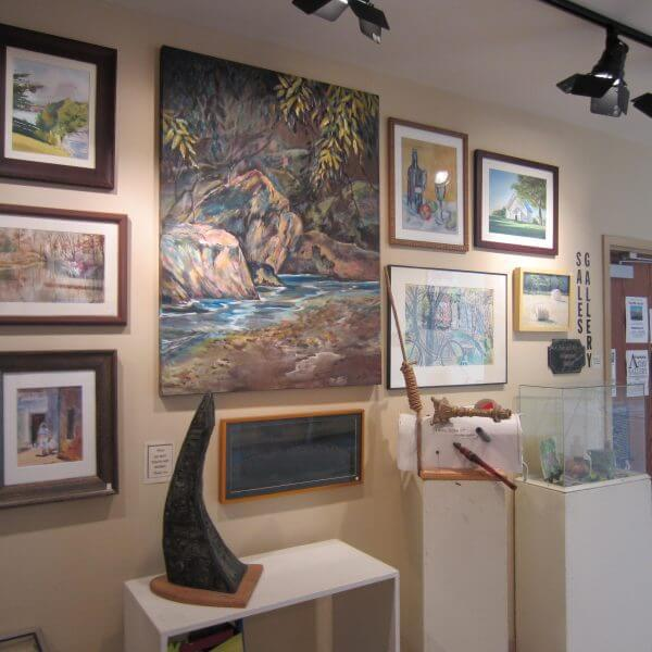 Fairfield Art Association Galleries & Studio