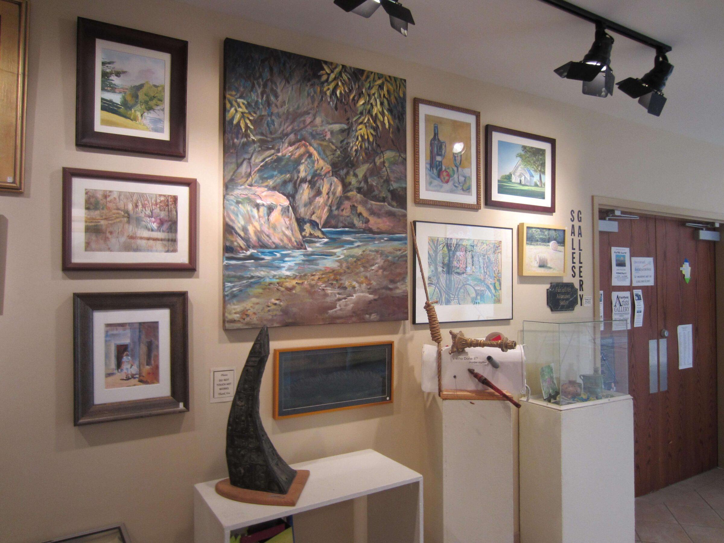 Fairfield Art Association Galleries & Studio