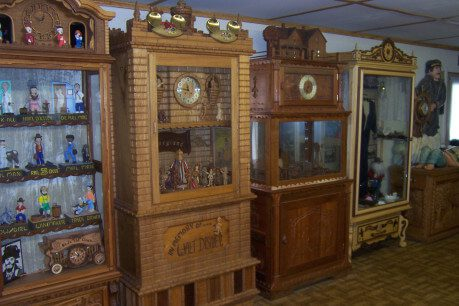 Johnny Clock Museum