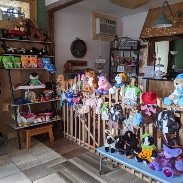 Stuff a Bear shop