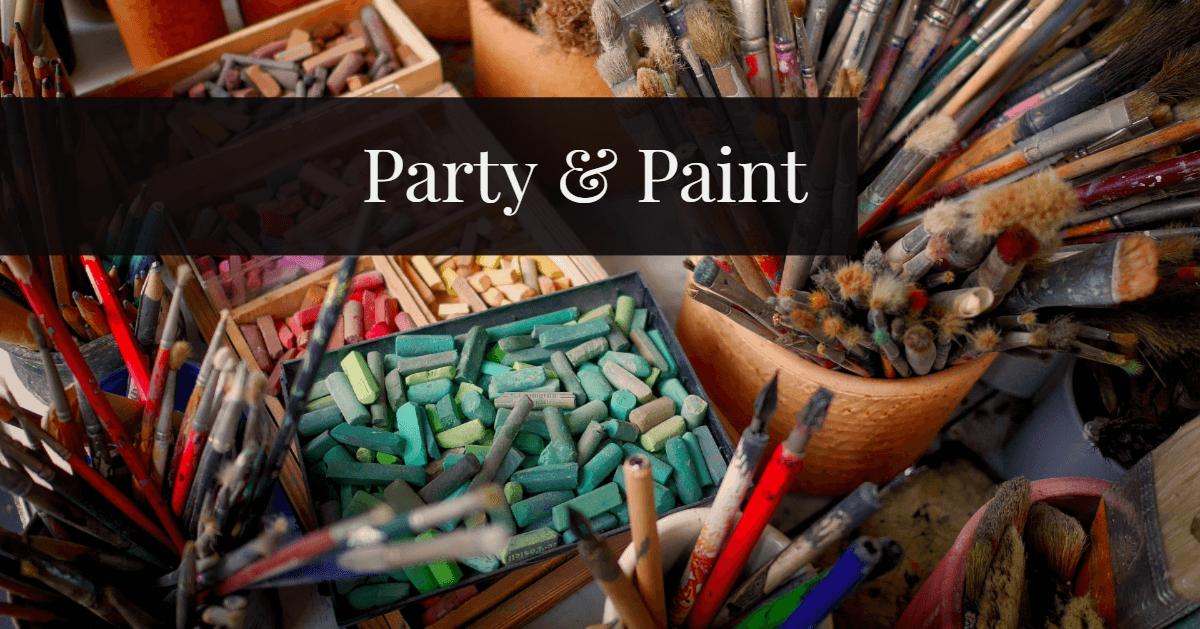 paint, party