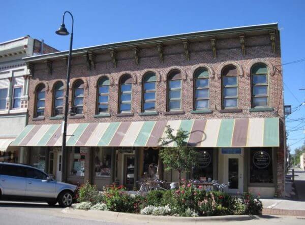 Fairfield Virtual Tour Commercial Block