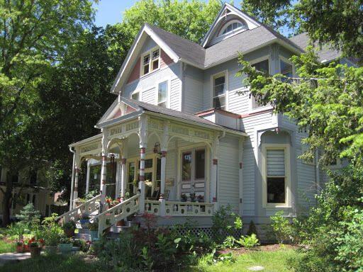 pierson house fairfield iowa virtual tour